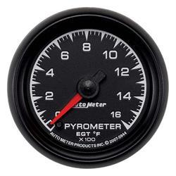 Auto Meter 5944 ES Digital Stepper Motor Pyrometer Gauge, 2-1/16 Inch