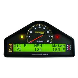 Auto Meter 6002 Pro-Comp Analog/Digital LCD Dash Gauge Display