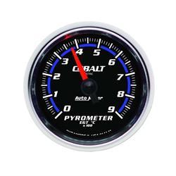 Auto Meter 6144-M Cobalt Digital Stepper Motor Pyrometer Gauge