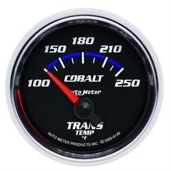 Auto Meter 6149 Cobalt Air-Core Transmission Temperature Gauge