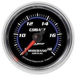 Auto Meter 6171 Cobalt Digital Stepper Motor Wideband Air/Fuel Gauge