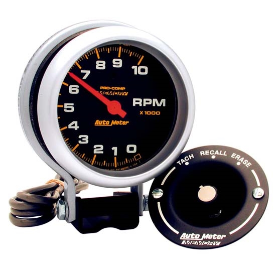 universal fit, electric gauge type, 3 44