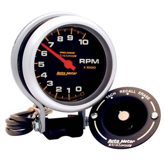 Auto Meter 6601 Pro 4