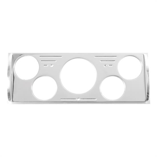 Auto Meter 7057 Direct Fit Dash Panel, Chevy Truck 40-46, 5 Gauge, Billet