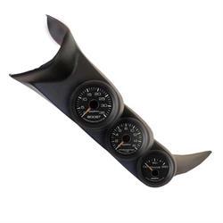 Auto Meter 7086 2001-06 Chevy Duramax Triple A-Pillar Gauge Kit