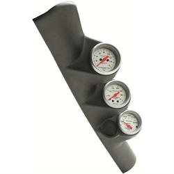 Auto Meter 7095 Ultra-Lite Triple Gauge Pillar Kit, 98-02 Cummins/Ram