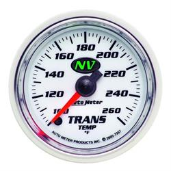 AutoMeter 7357 NV Digital Stepper Motor Transmission Temp Gauge