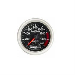 Auto Meter 7674 Sport-Comp II Stepper Motor Nitrous Pressure Gauge