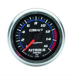 Auto Meter 7974 Cobalt Digital Stepper Motor Nitrous Pressure Gauge