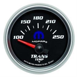 Auto Meter 880019 Mopar Air-Core Transmission Temperature Gauge
