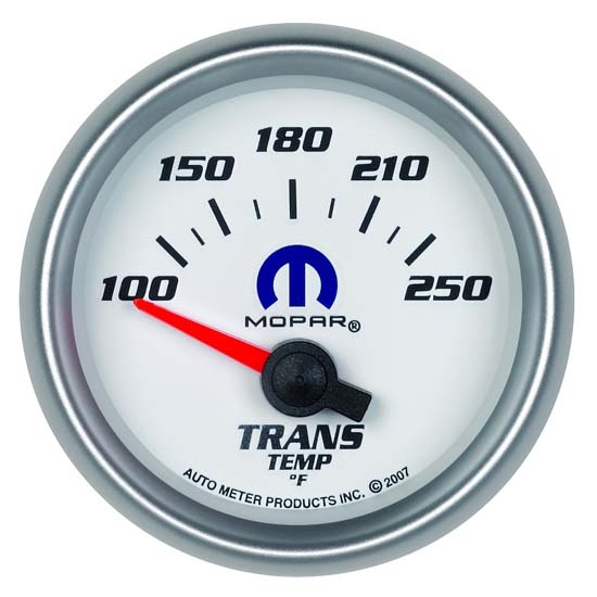 Auto Meter 880033 Mopar Air-Core Transmission Temperature Gauge