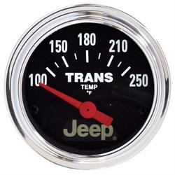 Auto Meter 880260 Jeep Air-Core Transmission Temperature Gauge