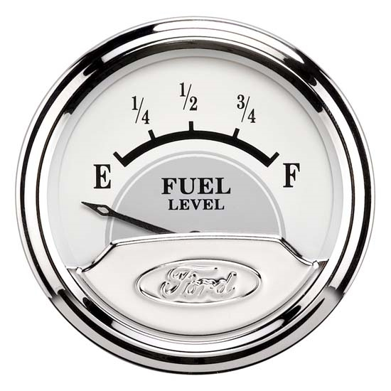 Auto Meter 880351 Ford Masterpiece Air-Core Fuel Level Gauge