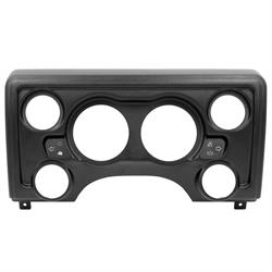 Auto Meter 90011 Direct Fit Dash Panel, 6 Gauge, Jeep TJ