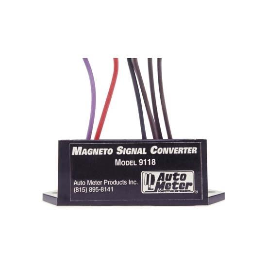 AutoMeter 9118 Magneto Signal Converter