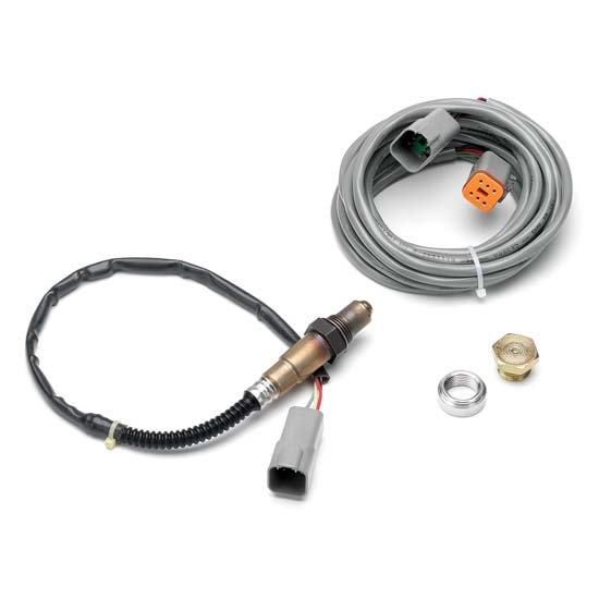 Auto Meter 9133 Wideband Sensor Kit for Ultimate DL Tachometers