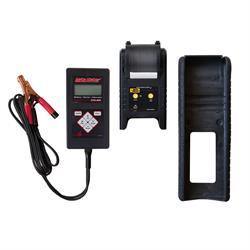 Auto Meter BVA-300PR BVA-300 Electrical System Analyzer W/Bolt Printer