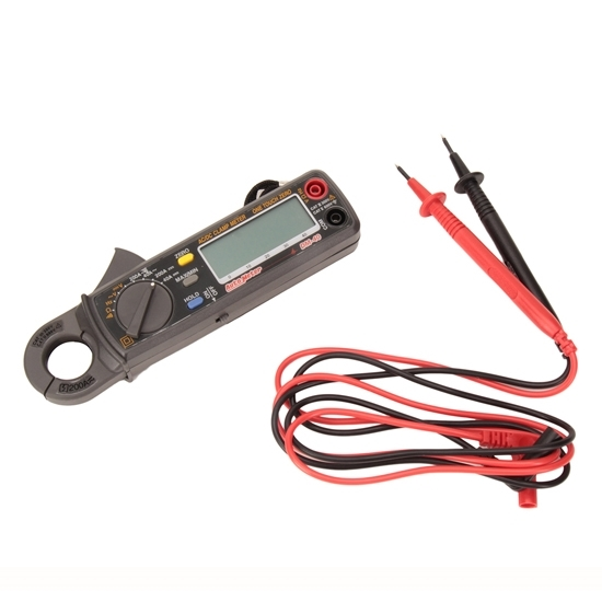 Amp Probe Automotive : Auto meter dm digital inductive amp probe and multimeter