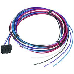 Auto Meter P19372 Spek-Pro Replacement Wire Harness, Voltmeter
