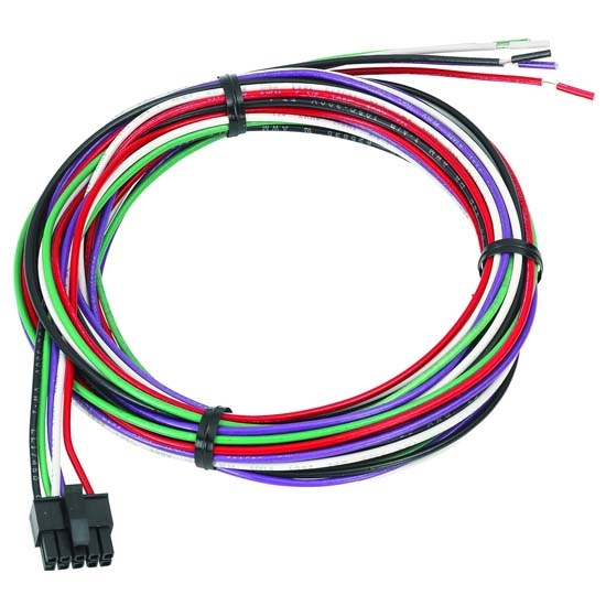 on autometer tach wiring
