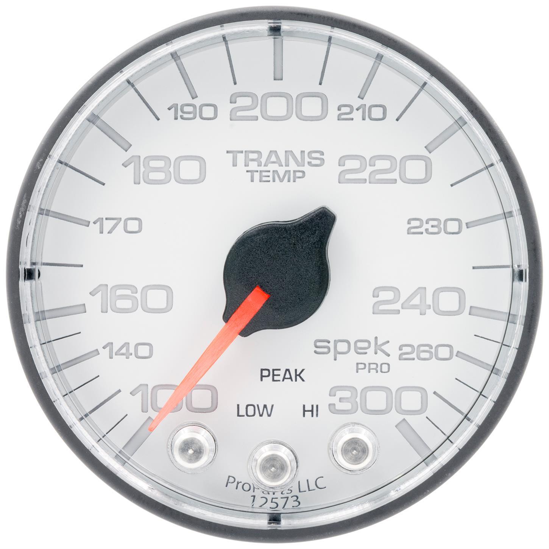 182P342128_L1450_1a666de9 5bf5 4954 892a 8cf3e54e5af3 auto meter p342128 spek pro trans temp gauge, 2 1 16, 100 300 deg  at bakdesigns.co