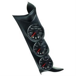 Auto Meter P73021 Spek-Pro Digital Stepper Motor Pillar Gauge Kit