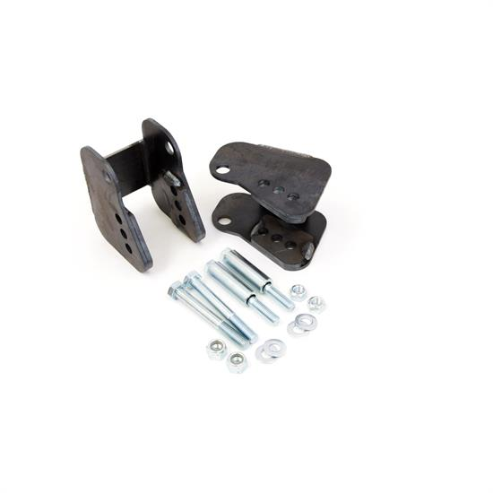 UMI 2010 82-02 F-Body Lower Control Arm Brackets, Weld-In