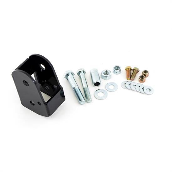 UMI 2063 82-02 F-Body Panhard Bar Lowering Bracket, Black