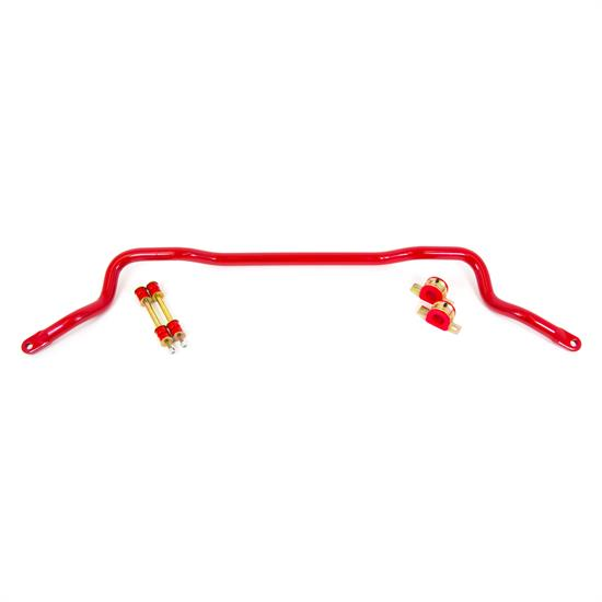 UMI 2112-R 93-02 F-Body Front Sway Bar, 35mm, Tubular, Red