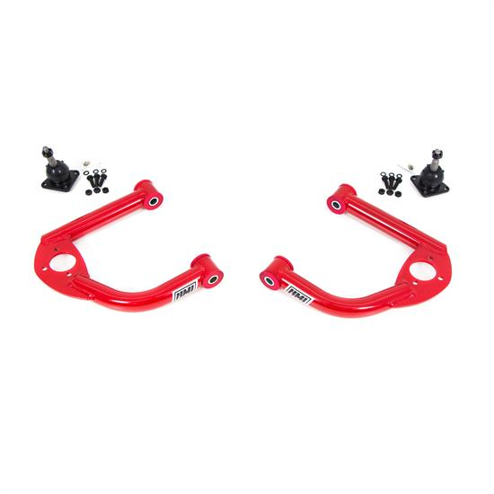 UMI 2311-R 93-02 F-Body Front Upper A-Arms, Non-Adj., Red
