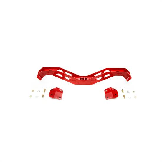 UMI 2610-R 70-74 F-Body T56 Magnum Trans Crossmember, Red