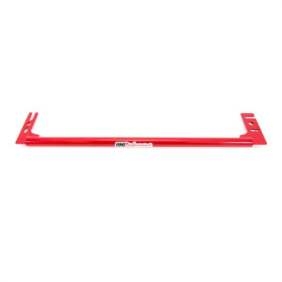 UMI 2658-R 75-81 F-Body Front Frame Brace, Bolt-On, Red
