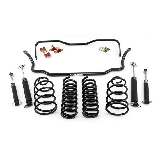 UMI ABF401-67-2-B 67 A-Body Kit, 2 Inch Lowering Stage 1, Black