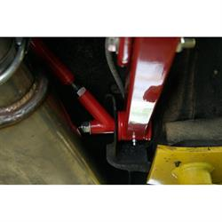 UMI 4028-R 68-72 A-Body Control Arm Reinforce/Frame Braces, Red