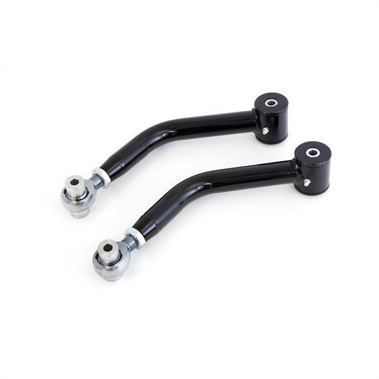 UMI 5019-B 71-75 H-Body Adj. Upper Control Arms Rod Ends, Black