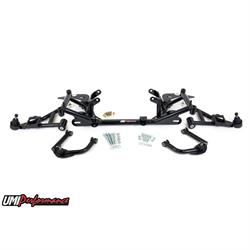 UMI FBS002-B 98-02 F-Body LS1 Front End Kit, Street Stage 2,Black