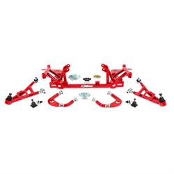 UMI FBS003-R 98-02 F-Body LS1 Front End Kit, Street Stage 2, Red