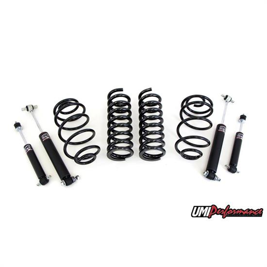 UMI SS103049 68-72 A-Body UMI ShockSpring Kit, Factory Height