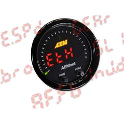 AEM 30-0312 X-Series AEMnet Can Bus Gauge