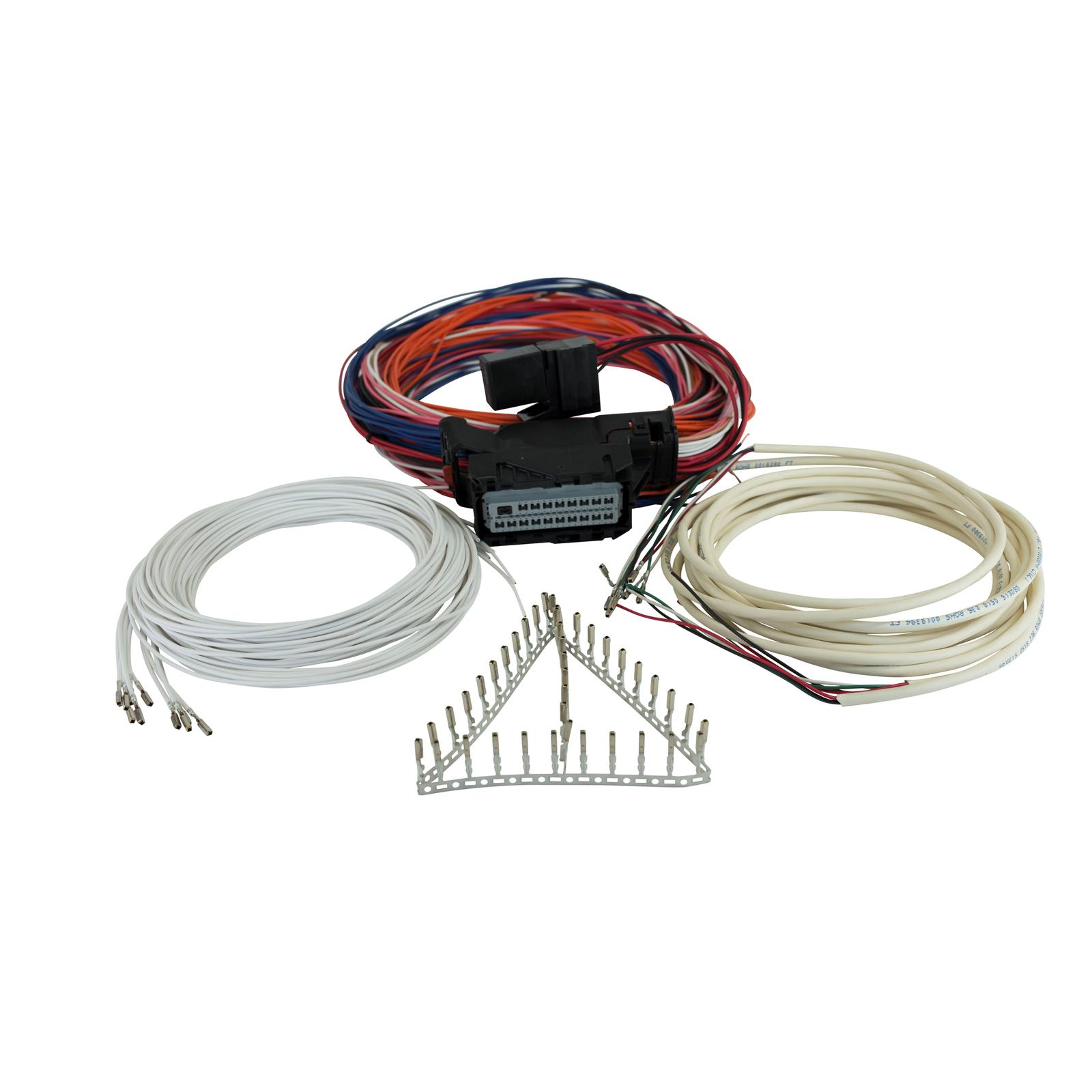 AEM 30-3707 Infinity Mini-Harness on spark plug types, door handle types, safety harness types, circuit breaker types, valve types, battery types, seat belt types, lights types, suspension types, antenna types, engine types, power supply types, fan types,