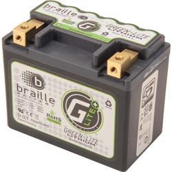 Braille G5S Lithium-Ion Battery, 12 Volt