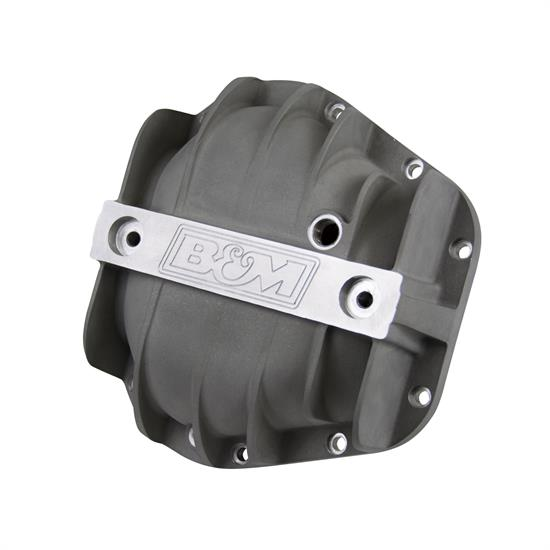 B&M 10314 Cast Aluminum Differential Cover for Dana 60/70