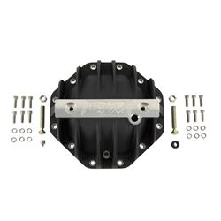 "B&M 11306 Cast Alum Differential Cover for Chrysler 9.25"", BLK"