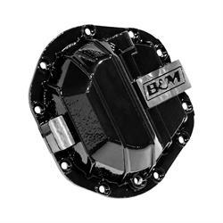 B&M 12312 Nodular Iron Differential Cover for Dana 44