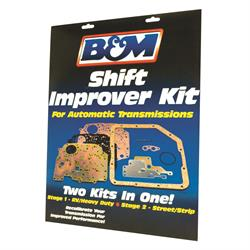 B&M 20261 Auto Trans Shift Improver Kit, TH400 3L80 Auto Trans