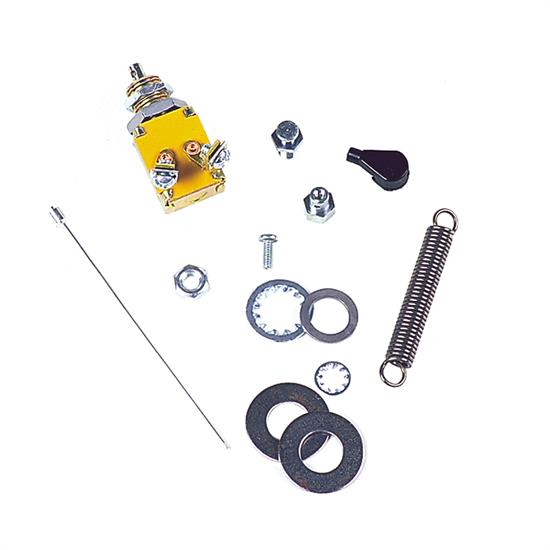 B&M 20297 Kickdown Switch Kit For GM TH400 Transmission