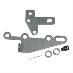 B&M 35498 Bracket/Lever Kit, GM Transmissions
