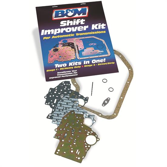 B&M 40264 Auto Trans Shift Improver Kit, AODE/4R70W 1992-95 Ford