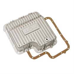 B&M 40281 Cast Deep Trans Pan For C6 Trans Ford, Lincoln, Mercury