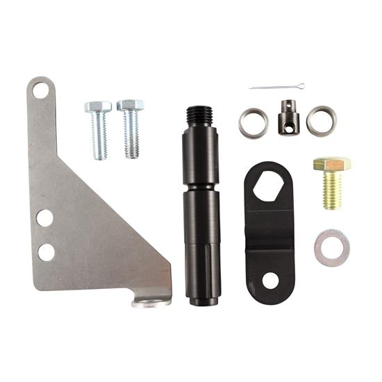 B&M 40504 Bracket/lever kit for Ford 4R70W Auto Trans